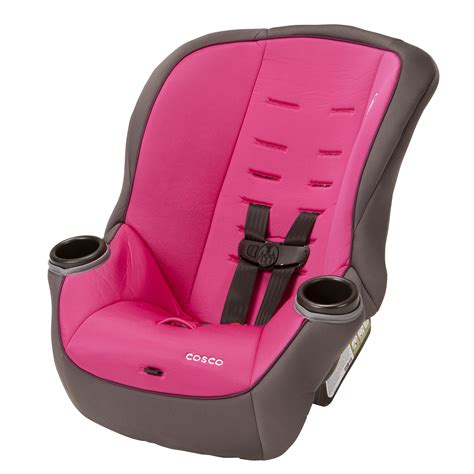 pink car seat cosco apt 50 convertible car seat berry