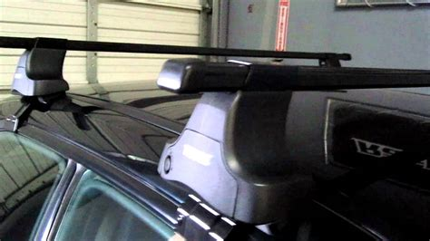 Wrx Sti Roof Rack by Subaru Impreza Wrx Sti Sedan With Thule Traverse Roof Rack