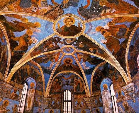 fresco church fresco painting