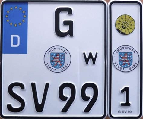 Motorrad Versicherung Mit Wechselkennzeichen by Wechselkennzeichen Biker Stammtisch Motorrad Online24