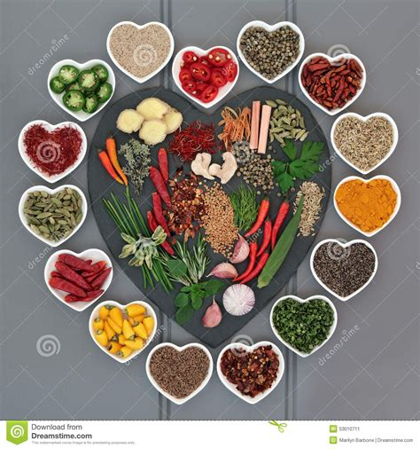 8 Must Herbs And Spices by I Herbs And Spices Stock Photo Image 53010711