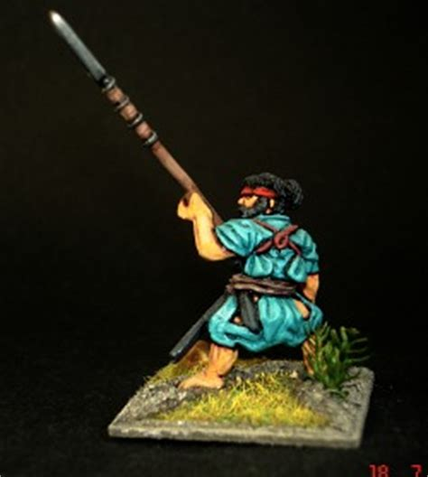Katana R05 samurai all our samurai are a quot large quot 25mm scale