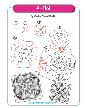doodle name carlo 4 bol pattern collections