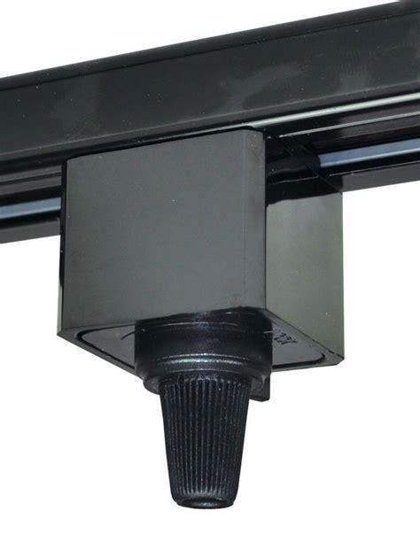 track lighting pendant adapter nora lighting nt 317 pendant track adapter for single 2