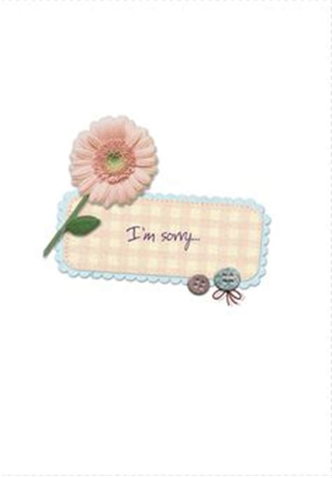 free printable apology greeting cards 1000 images about apology cards on pinterest free