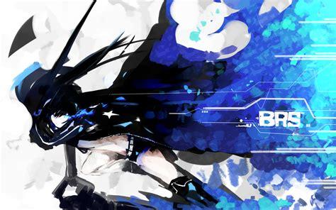 wallpaper anime black rock shooter black rock shooter full hd wallpaper and background image