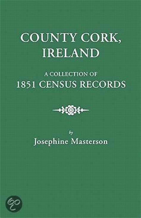 Marriage Records Cork Ireland Bol County Cork Ireland A Collection Of 1851