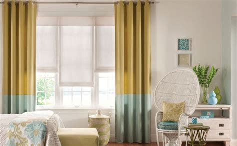 cortinas para la casa tipos de cortinas para la sala o el dormitorio casa y color