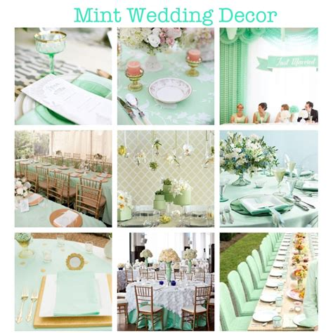 Mint Green Table Linens - wedding mint spirations crystal drown wedding event amp lifestyle blog