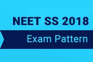 nbe pattern questions neet ss 2018 to be both broad and super speciality based