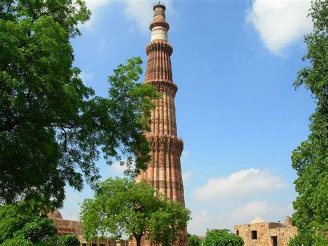 qutub minar biography in hindi 7 interesting facts about qutub minar भ रत य स म रक भ रत