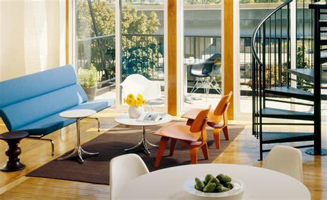 Kursi Herman Miller eames compact sofa replica infosofa co