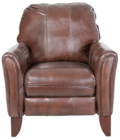 southern motion leather recliner southern motion brecken leather high leg recliner