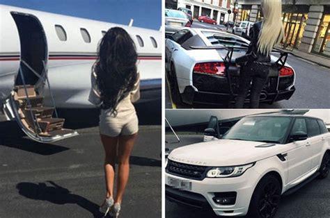 christian lamborghini shoes instagram account of rich mocking primark