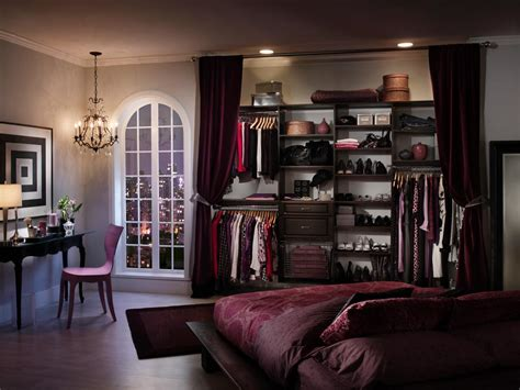 Wardrobe Space Ideas by Top 3 Styles Of Closets Hgtv