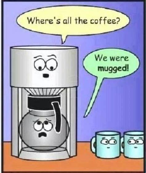 Funny coffee cartoon   Jokes, Memes & Pictures