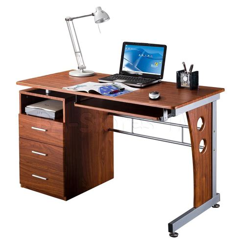Computer Desk With Storage Space Computer Table With Storage Space Efficient Desk Space Saver Computer Desk With Storage