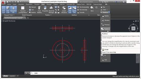 autocad layout zoom extents autocad zoom tutorial 2015 29 youtube