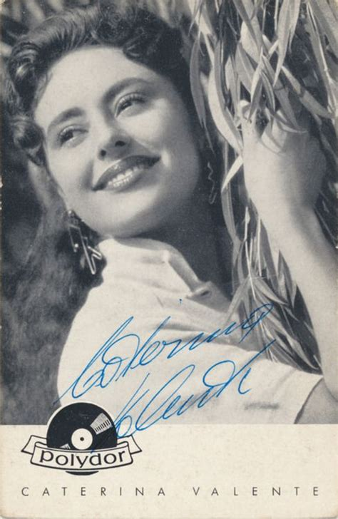 caterina valente quotes 51 best caterina valente images on pinterest jazz