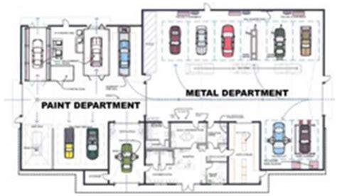 body shop floor plans best auto floor plan photos flooring area rugs home