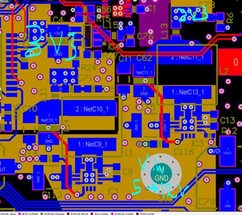 pcb layout guidelines for smps pcb design emi issue ringing in switch mode power