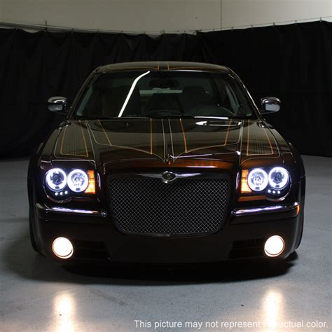 Hid Lights For Chrysler 300 by Hid Xenon 05 10 Chrysler 300c Eye Halo Led
