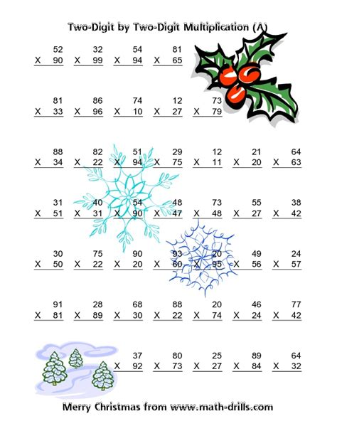 free christmas glyphs for fourth grade 1000 ideas about math worksheets on math math worksheets and