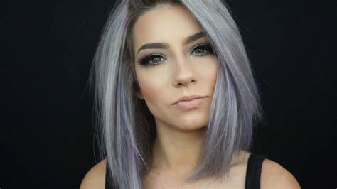color my hair how i colour my hair at home pastel periwinkle