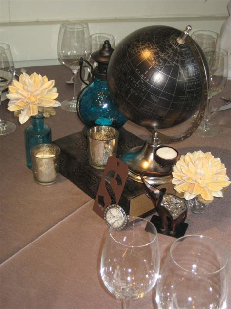 globe centerpiece 33 best images about planning on vintage globe world globes and travel