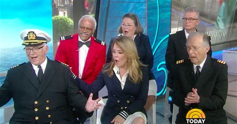 julie from love boat today the cast of the love boat reunites to receive a surprise