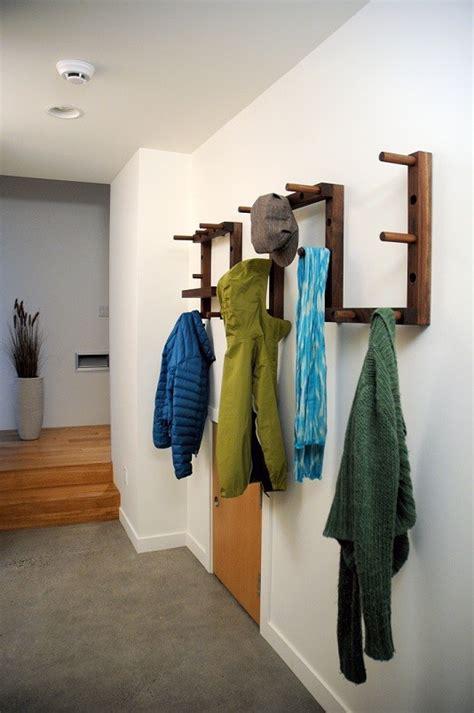 Hallway Coat Rack by Functional And Versatile Hallway Coat Rack Digsdigs