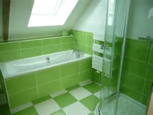 salle de bain vert pomme galeries photos de r 233 alisations