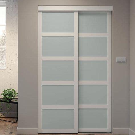 menards glass pantry door glass door ideas