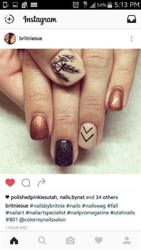 short tonail colors 22 easy fall nail designs for short nails short nails