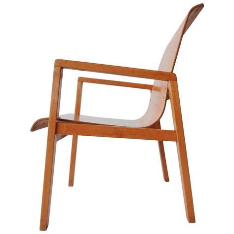 alvar aalto armchair 403 alvar aalto hallway chair no 403 for finmar at 1stdibs