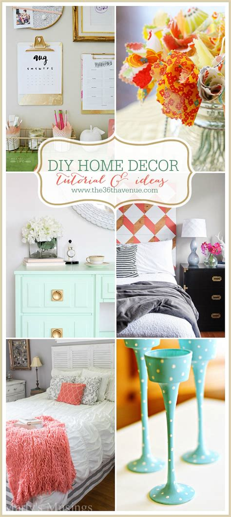 diy home decor crafts the 36th avenue home decor diy projects the 36th avenue