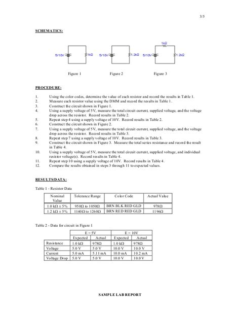 sle lab report format sle lab report introduction 28 images sle physics lab