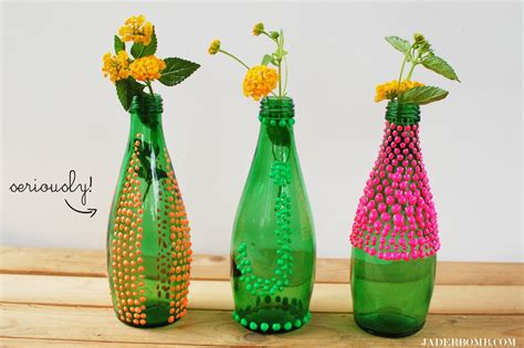 glass bottle crafts for inspiring wine bottle crafts shared by creative diy