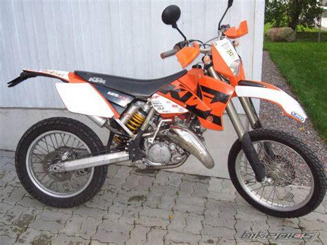 2004 Ktm 125sx Bikepics 2004 Ktm 125 Exc