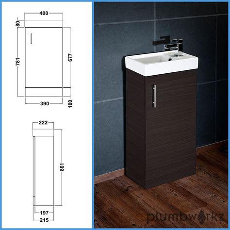 compact bathroom vanity compact bathroom vanity unit basin sink vanity 400mm