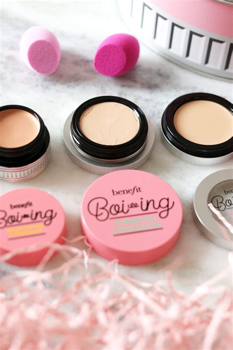 New Catalog From Benefit 2 by Boi Ing Brightening Concealer Benefit Cosmetics Autos Post