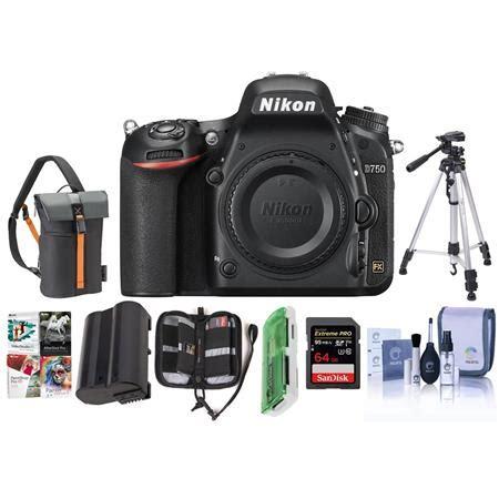 nikon  fx format digital slr body  camera