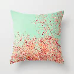 coral colored pillows sale pillow cover coral pillow turquoise pillow aqua
