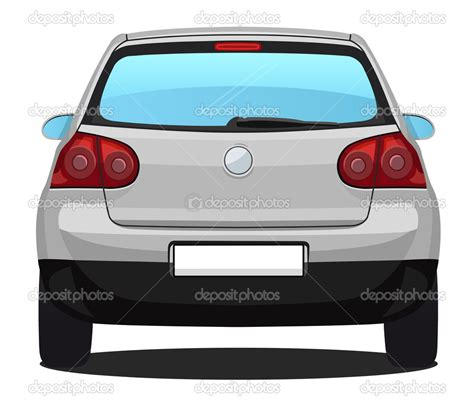 cartoon car back 11 back of car cartoon vector images vector cartoon cars