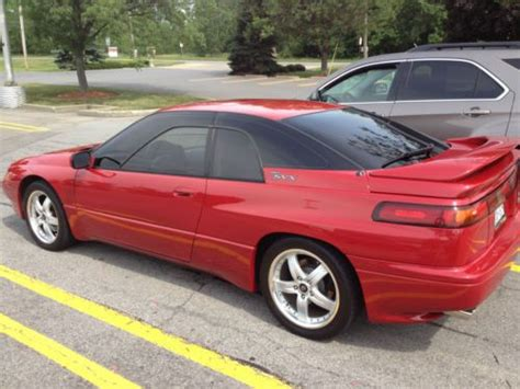 best auto repair manual 1994 subaru svx user handbook sell used 1994 subaru svx lsi coupe 2 door 3 3l in buffalo new york united states