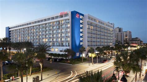 clearwater beach hotels 2 bedroom suites hilton clearwater beach resort undergoes 20m renovation