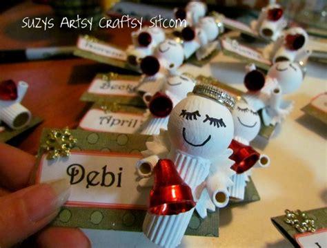 diy decorations pasta diy macaroni name tags