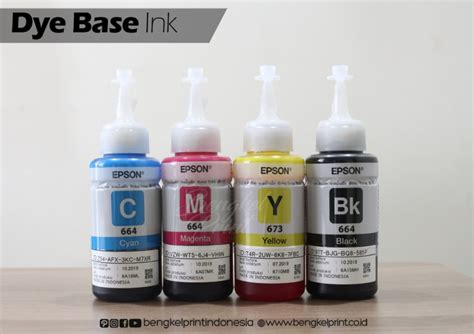 Tinta Printer Pigment Klien Kami Pt Muhammad Syahri Purnama