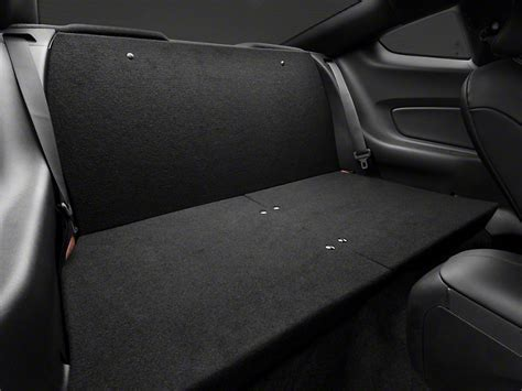 no of seats in kiit methodworks mustang rear seat delete coupe black