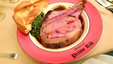 House Of Prime Rib San Francisco Ca by Apple Crisp Picture Of House Of Prime Rib San Francisco Tripadvisor